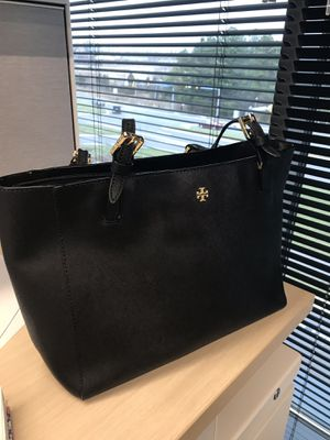 Tory burch saffiano leather mini tote $135 for Sale in Ashburn, VA