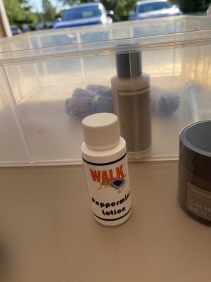 Walk Peppermint Lotion for Sale in NJ, US