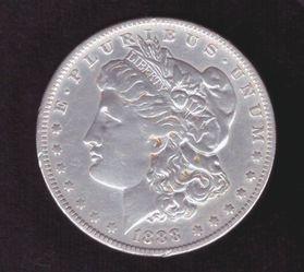 Silver Coin 1888 Morgan Silver Dollar for Sale in Palm Harbor,  FL