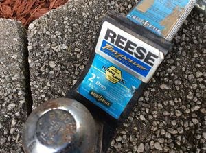 Reese Towpower tow hitch 2 inch drop 3/4 in rise with CTP 1 7/8 Ball for Sale in Long Pond, PA