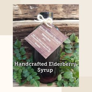 Handcrafted Elderberry Syrup for Sale in Chino Hills, CA