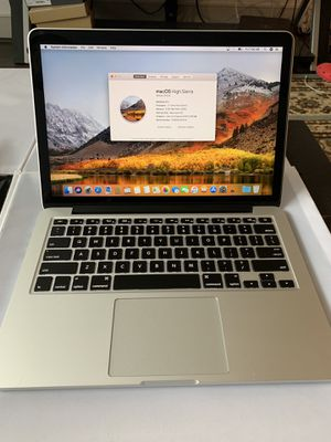 """Macbook Pro 13"""" screen 2015 with excellent battery. for Sale in Herndon, VA"""