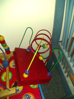 plastic kids developmental toy for Sale in Norwood, PA