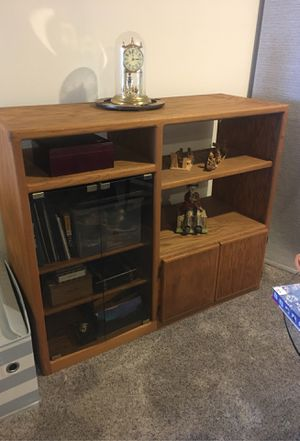 Shelving, storages, bookshelf, or entertainment center for Sale in Gig Harbor, WA