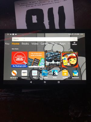 Amazon fire tablet for Sale in Philadelphia, PA
