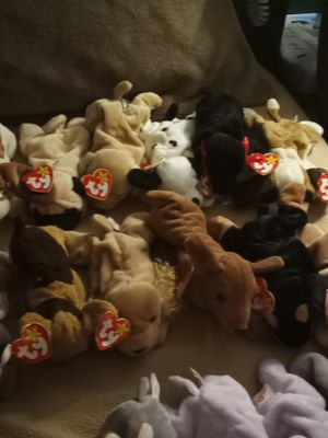 Mint condition ty beanie babies for Sale in Winter Haven, FL