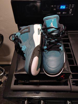Jordan teal 4s size 11.5 for Sale in Los Angeles, CA