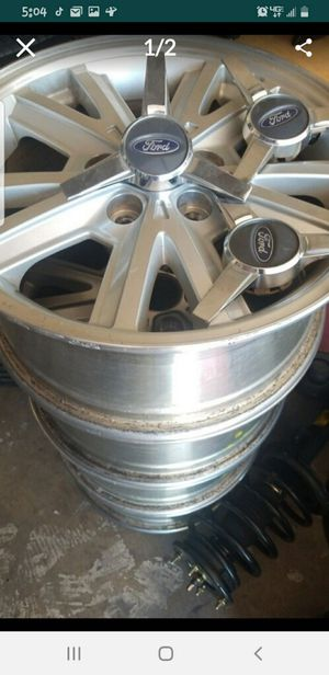 Mustang Rims 16 inch for Sale in Mesa, AZ