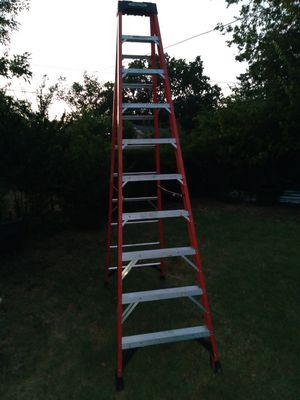 10ft Ladder for Sale in Fort Worth, TX