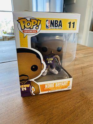 Funk pop kobe Bryant NBA figure cobe #24 for Sale in Austin, TX