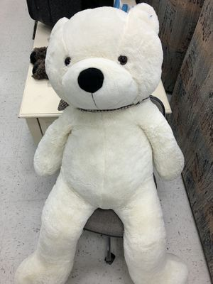 Giant Teddy!! Your new Thunder Buddy! for Sale in Houston, TX