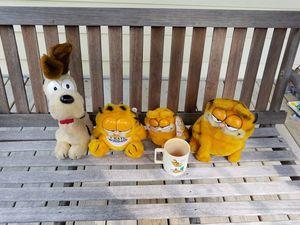 Garfield Stuff for Sale in Bay City, MI