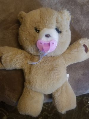Little Live Pets Cozy Dozy Cubbles The Bear, Soft and Cuddly! for Sale in Marietta, PA
