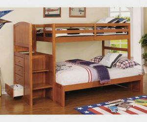 Bunk Beds Twin Over Full - Starting at $63/month for Sale in Centennial, CO