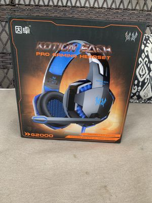 Brand New Video Game Headphones for Sale in San Francisco, CA