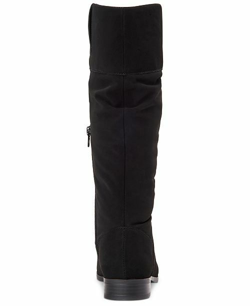 Botas de media pierna negras