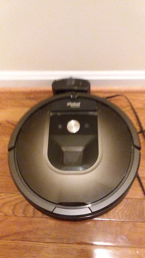iRobot Roomba 980 Robot Vacuum with Wi-Fi for Sale in Frederick, MD