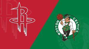 Rockets Vs Celtics 2/29 for Sale in Cambridge, MA