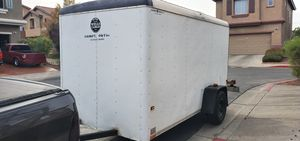 6x12 enclosed trailer for Sale in Henderson, NV