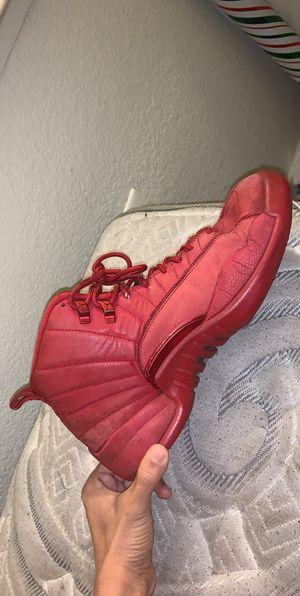 Jordan 12 Retro gym red for Sale in Fremont, CA