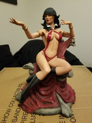 Sideshow Collectibles Vampirella Statue for Sale in Peoria, AZ