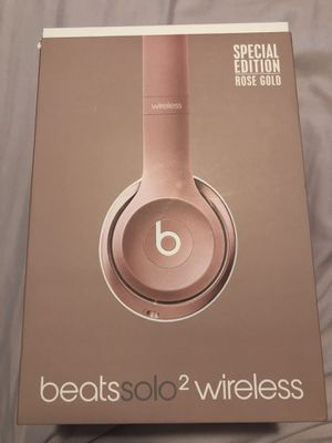 Beats solo 2 wireless headphones for Sale in Downey, CA