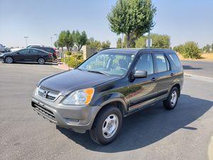 2002 Honda Cr-v for Sale in Fresno, CA