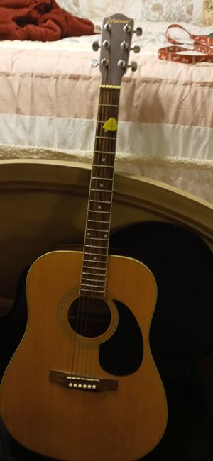Johnson Acoustic Guitar for Sale in Chattanooga, TN