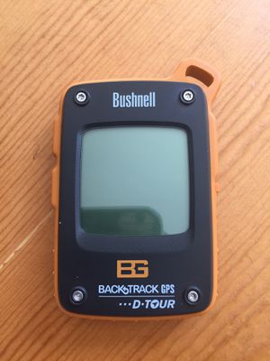 BackTrack GPS bushnell for Sale in Albuquerque, NM