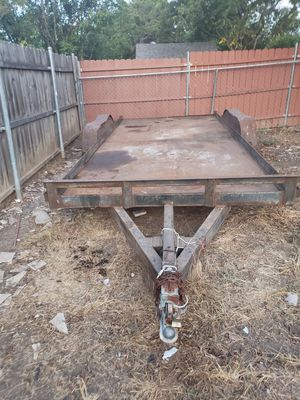 CAR HAULER OR UTILITY TRAILER for Sale in Dallas, TX
