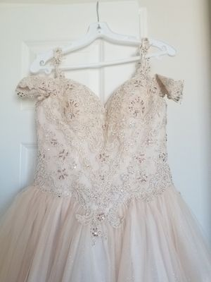 Quinceanera dress x-small for Sale in Yorba Linda, CA