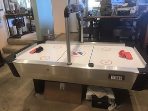 Perfect condition air hockey table for Sale in Pleasant Hill, CA