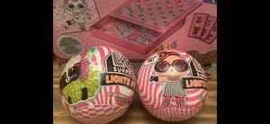 Lol dolls 10 EACH new for Sale in Saint Hedwig, TX