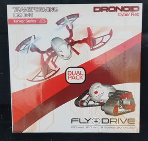 TRANSFORMING DRONE DUAL PACK for Sale in Orosi, CA