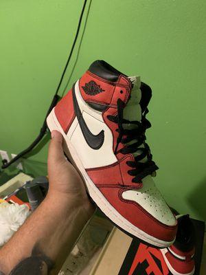 Jordan 1 LA TO CHICAGO Size 11 for Sale in Houston, TX