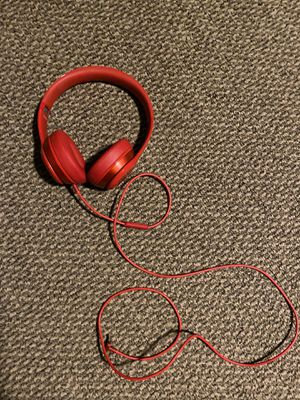 Beats solo headphones for Sale in Encinitas, CA