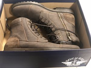 Dockers Stratton NEW Men boots for Sale in Salinas, CA