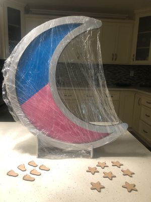 Gender reveal decoration for Sale in Montclair, CA