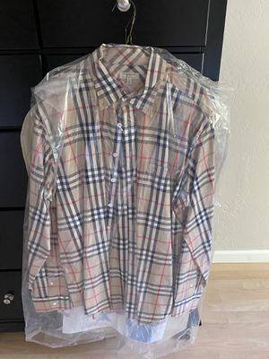 Burberry Shirt for Sale in Scottsdale, AZ