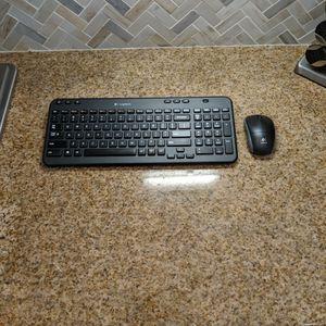 Logitech K360 Keyboard/Mouse Combo for Sale in Henderson, NV
