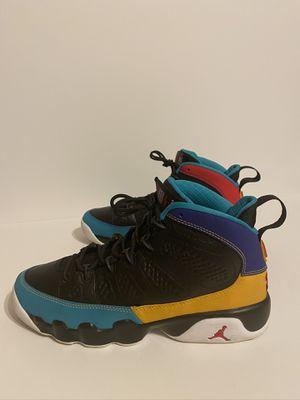 Jordan 9 dream it do it sz 7y for Sale in Fort Lauderdale, FL