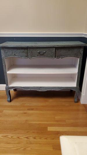 2 Shelf Open Cabinet for Sale in Westwood, MA