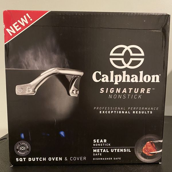 Calphalon Signature 5 QT Dutch Oven