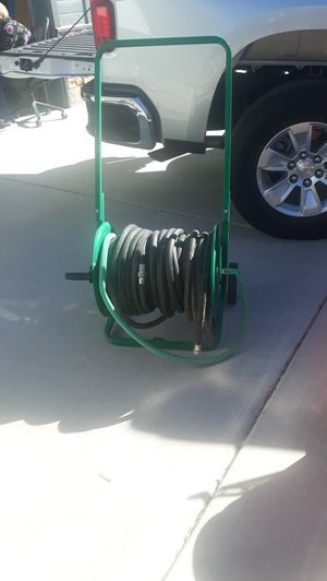HOSE WITH HOSE REEL for Sale in Payson, AZ