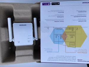 NETGEAR WiFi Range Extender AC750 for Sale in Sterling, VA
