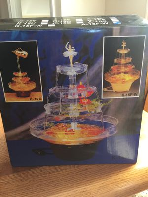 Water fountain for Sale in Chicago, IL