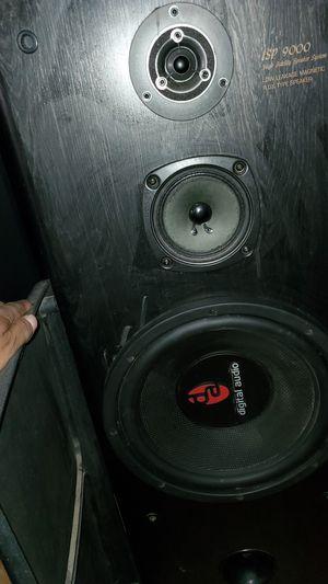 Digital Audio 12inch speakers for Sale in San Diego, CA