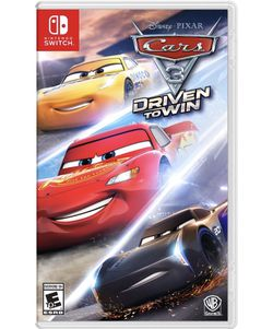 Cars 3: Driven to Win - Nintendo Switch for Sale in Washington,  DC
