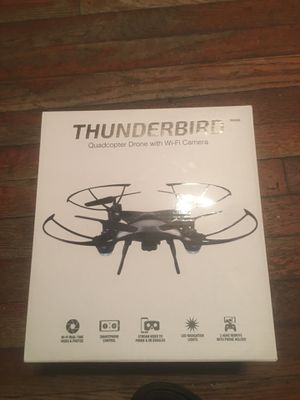 Drone thunderbird for Sale in St. Petersburg, FL