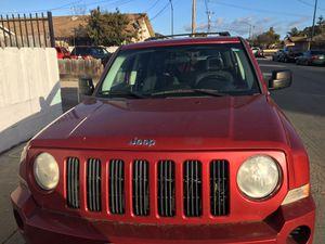 2009 Jeep Patriot for Sale in Stockton, CA